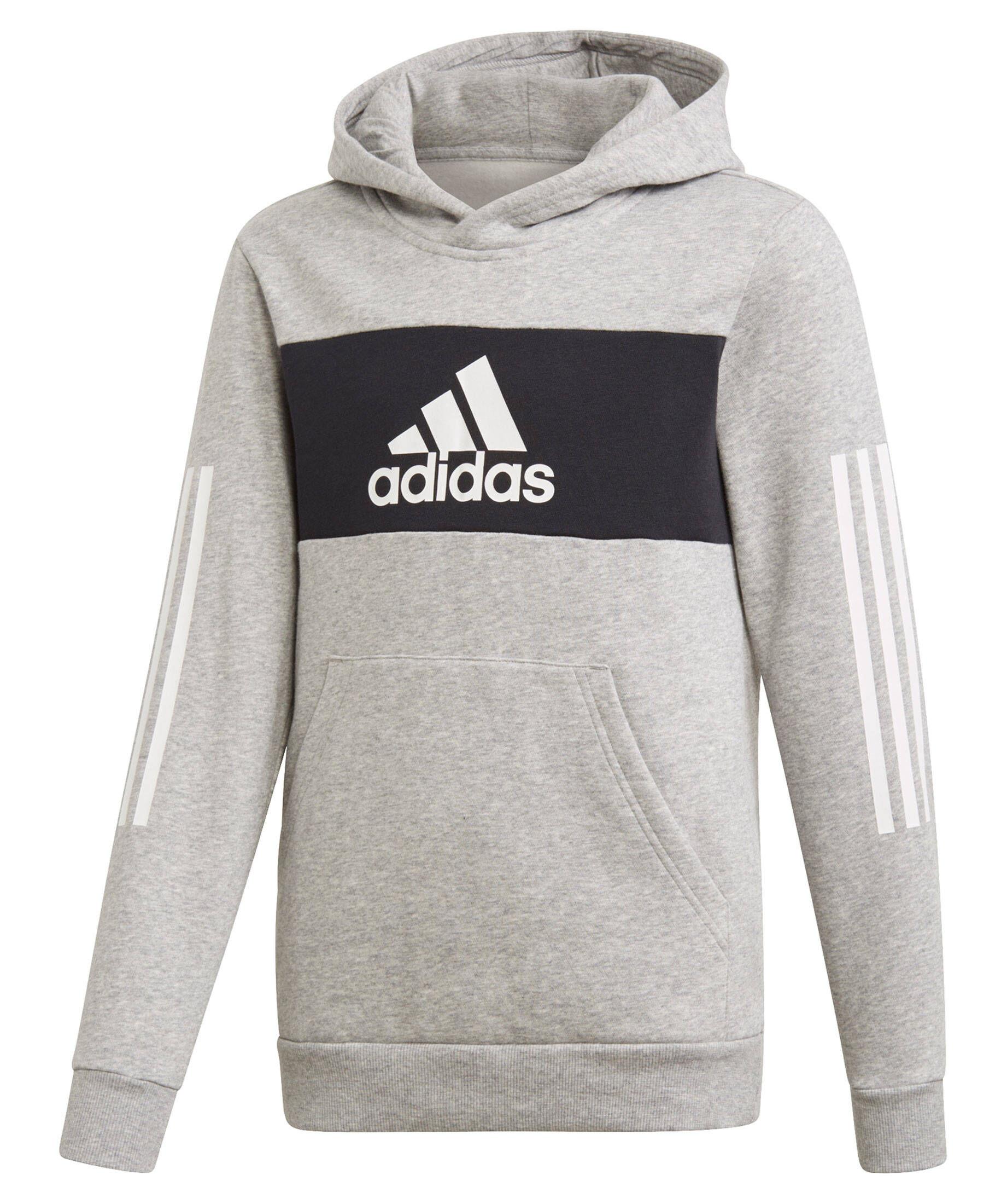 adidas ID Stadium Full Zip Sweatjacke Mädchen Rosa, Schwarz