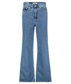 Damen Jeans High Loose Fit
