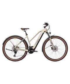 "E-Bike ""Cross Hybrid Pro 625 Allroad"" Trapezrahmen Bosch Drive Unit Performance CX Generation 4 625 Wh"