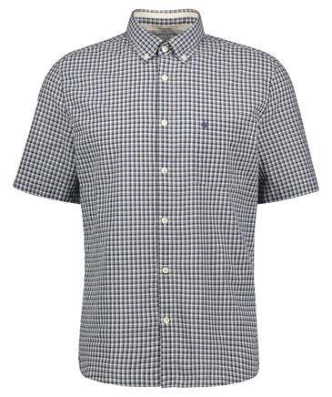 Marc O'Polo - Herren Freizeithemd Regular Fit Kurzarm