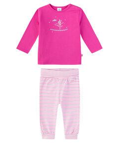 Mädchen Baby Pyjama