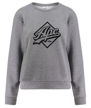 A.P.C. - Damen Sweatshirt