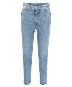"Damen Jeans ""Twiggy"" Slim Fit verkürzt"