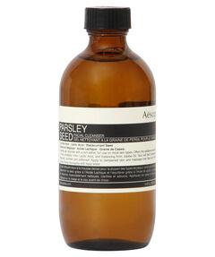"""entspr. 25Euro/100ml - Inhalt: 200ml Reinigungsgel """"Parsley Seed Facial Cleanser"""""""