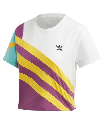 "adidas Originals - Damen T-Shirt ""Trefoil Plus Tee"""