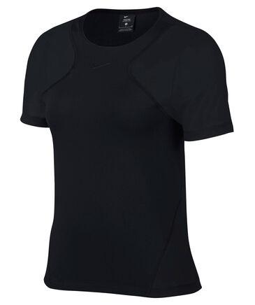 Nike - Damen Fitness-Shirt Kurzarm