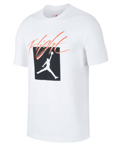 "Herren Basketballshirt ""Jordan Jumpman Flight"" Kurzarm"