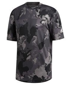"""Herren Trainingsshirt """"Continent Camo City T-Shirt"""""""