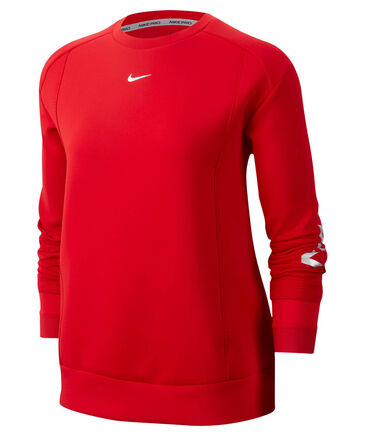 "Nike - Damen Sweatshirt ""Pro Womens Fleece Top"""