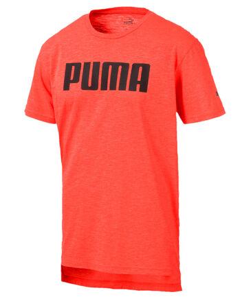 Puma - Herren Fitness-Shirt Kurzarm