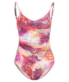 "Damen Badeanzug ""Carnival Pink Paisly"""