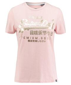 """Damen T-Shirt """"Premium Goods Puff Foil Infill Entry Tee"""""""