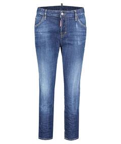 "Damen Jeans ""Cool Girl Cropped"" Slim Fit verkürzt"