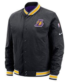"Herren Jacke ""Los Angeles Lakers Courtside"""