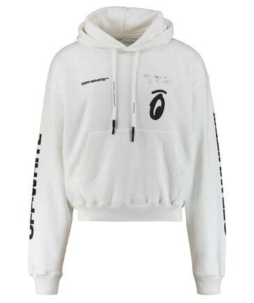 Off-White - Herren Kapuzensweatshirt