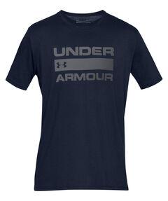 "Herren Trainingsshirt ""UA Team Issue Wordmark"" Kurzarm"