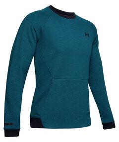 "Herren Sweatshirt ""UA Unstoppable Double Knit Crew"""