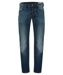 Herren Jeans Regular Fit Slim-Tapered
