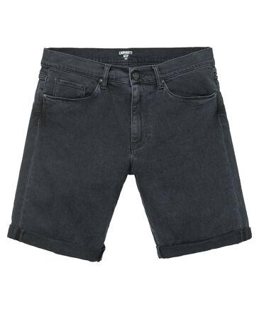 Carhartt WIP - Herren Jeansshorts