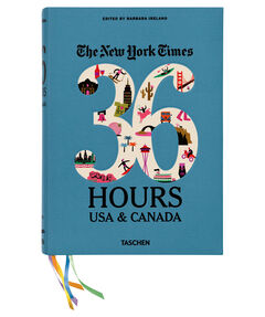 "Buch ""NYT 36 Hours USA & Canada"""