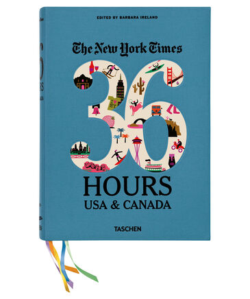 "TASCHEN - Buch ""NYT 36 Hours USA & Canada"""