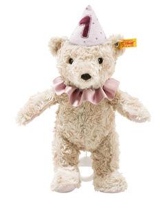 """Mädchen Baby Spieluhr """"1. Geburtstag Teddybär"""""""