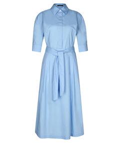 Damen Blusenkleid