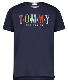 "Mädchen T-Shirt ""Multi Text Sateen Tee"""