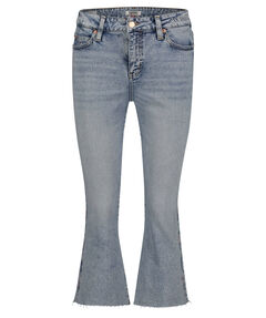 "Damen Jeans ""Crop Flare"""