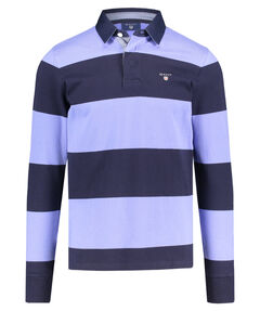 "Herren Poloshirt ""The Original Barstripe Heavy Rugger"" Langarm"