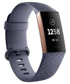 "Gesundheits- und Fitness-Smartwatch ""Charge 3"" Rose Gold/Blue Grey"