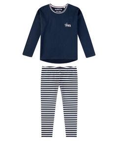 Mädchen Pyjama