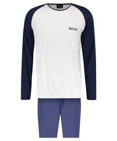 """Herren Pyjama """"Refined Long Set"""""""
