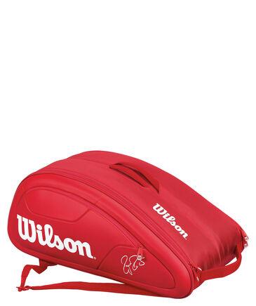 """Wilson - Tennistasche """"Federer DNA 12 Pack Red"""""""