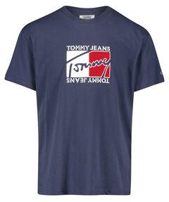 "Herren T-Shirt ""Flag Script Tee"""