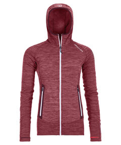 "Damen Jacke ""Fleece Light Melange Hoody"""