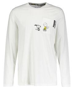 "Herren Shirt ""Puma x Peanuts LS Tee"" Langarm"