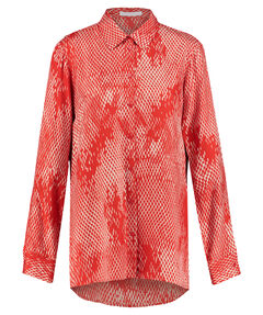 Damen Bluse Loose Fit Langarm