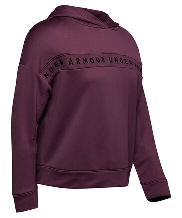 "Under Armour - Damen Kapuzen-Sweatshirt ""Tech Terry Hoody"""