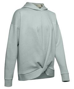 "Damen Sweatshirt mit Kapuze ""Recovery Fleece Wrap"""