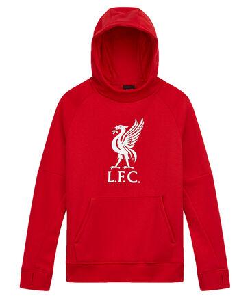 Nike - Kinder Sweatshirt mit Kapuze England Liverpool FC