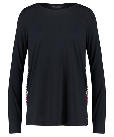 Marc O'Polo - Damen Blusenshirt Langarm