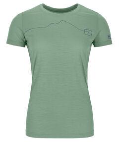 """Damen T-Shirt """"120 Tec Mountain"""""""