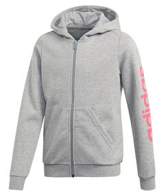 "Mädchen Trainings-Sweatjacke ""Linear"""