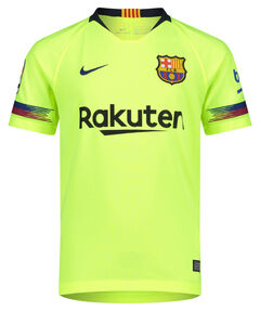 "Kinder Trikot ""FC Barcelona Away"" Saison 2018/19"