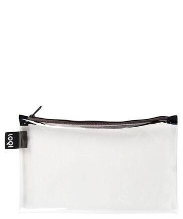 "LOQI - Kosmetikbeutel ""Transparent""  dreiteilig"