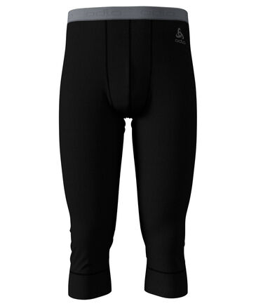 "Odlo - Herren Funktionsunterhose ""SUW Bottom Pant 3/4 Natural"""