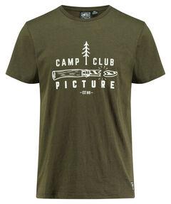"""Herren Shirt """"Camp Club"""" Kurzarm"""