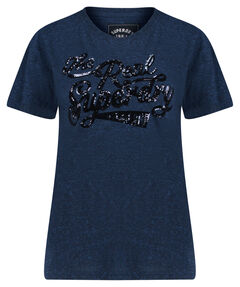 """Damen T-Shirt """"The Real Sequin Entry Tee"""""""