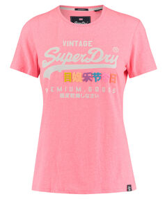 "Damen T-Shirt ""Premium Goods Puff Entry Tee"" Classic Fit Kurzarm"